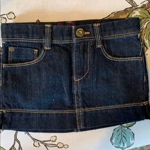 New with tags BABY GAP size 2T mini skirt